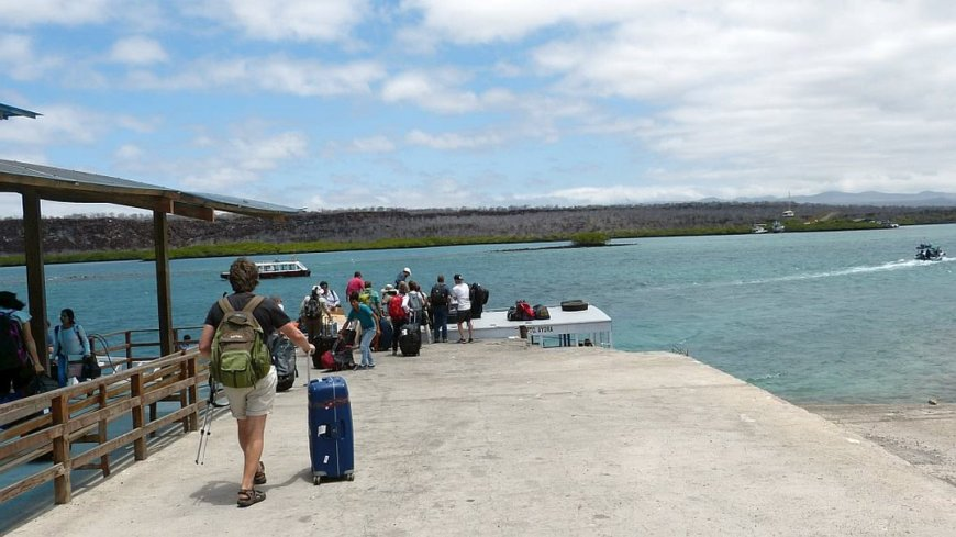 Galápagos Kreuzfahrt B2  M/C Anahi - Bild 8