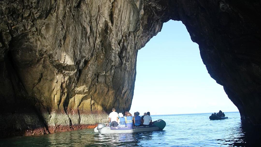 Tag 5: Insel  León Dormido, San Cristóbal  und Insel Lobos