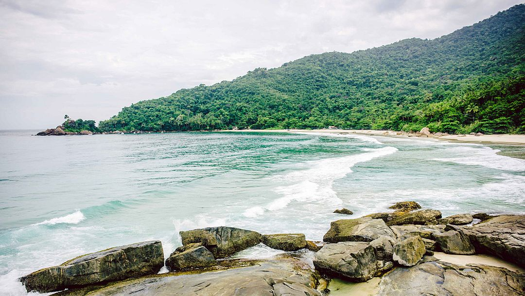 Tag 3 Ilha Grande: Freier Tag