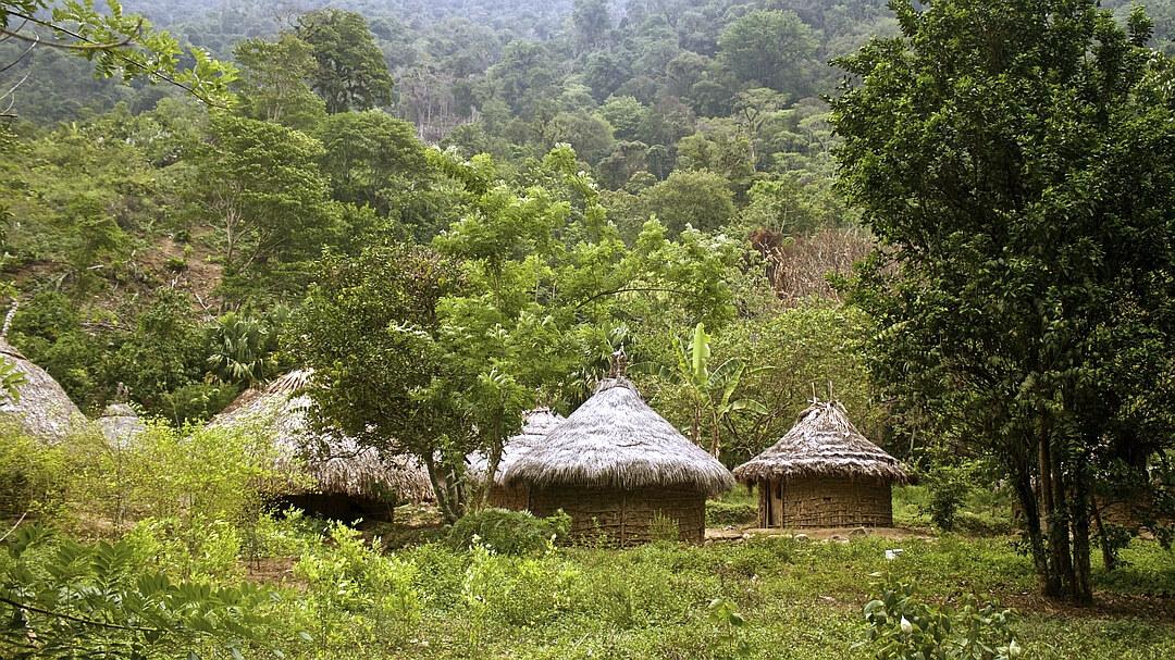 Tag 3: Vom Camp Gabriel zum Camp Romualdo