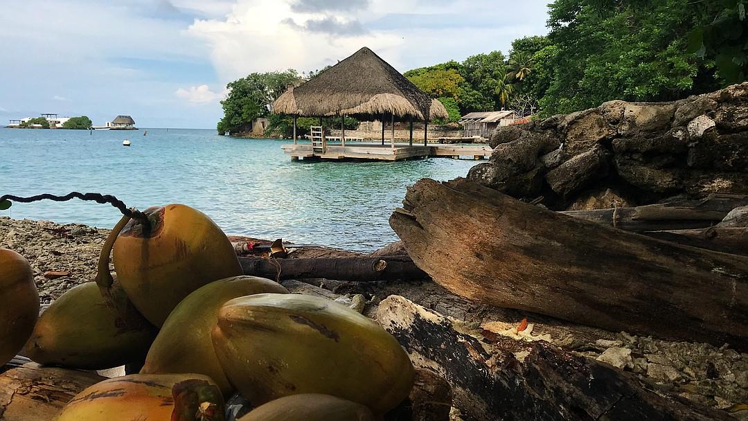 Tag 3 Islas del Rosario: Freier Tag