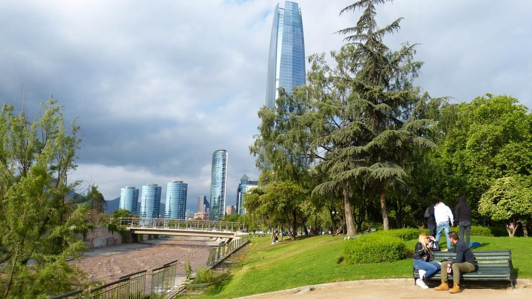 Tag 2 Santiago: Ankunft und Stadtbesichtigung