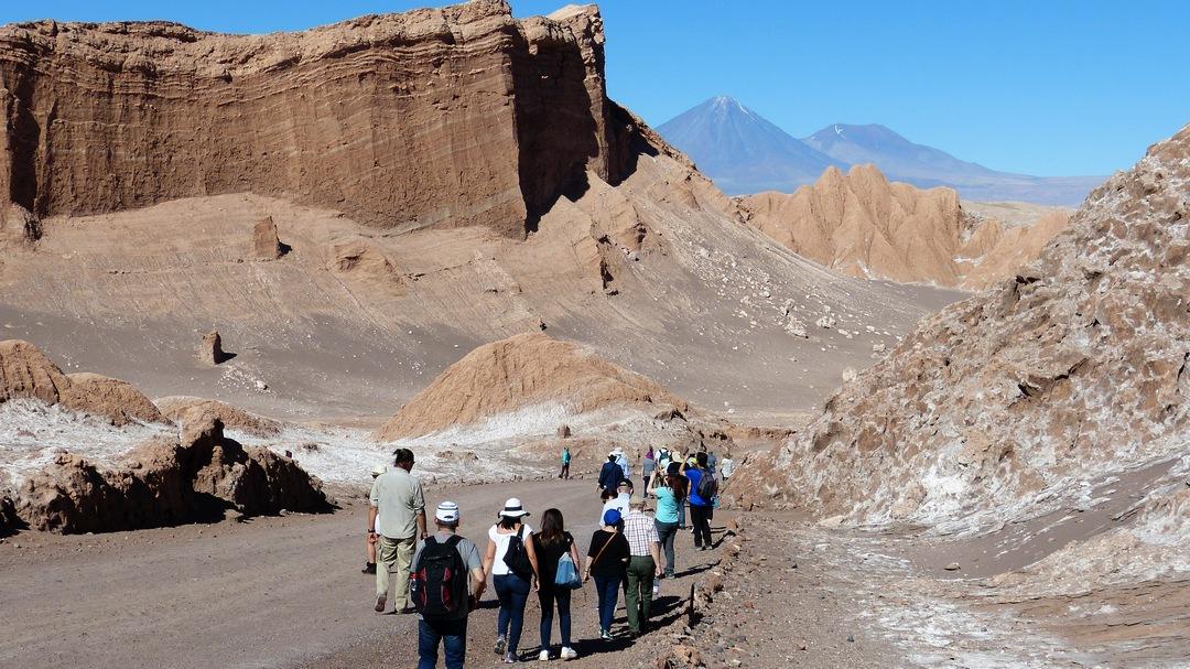 Tag 3 Santiago-San Pedro: Ausflug zum Valle de la Luna