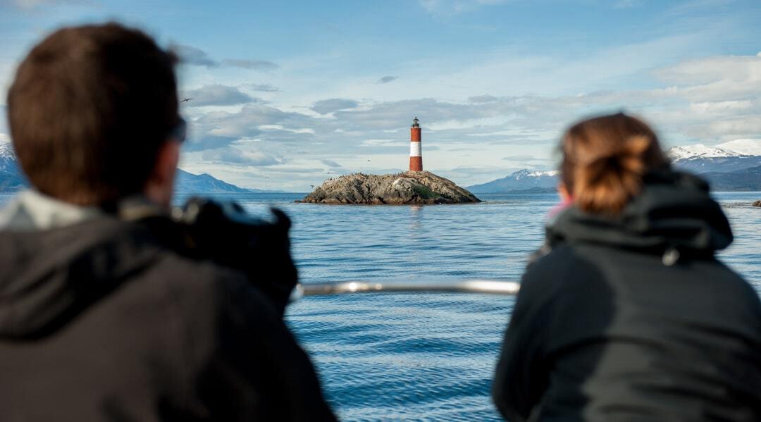 Tag 13 El Calafate -Ushuaia: Bootsfahrt auf dem Beagle Kanal