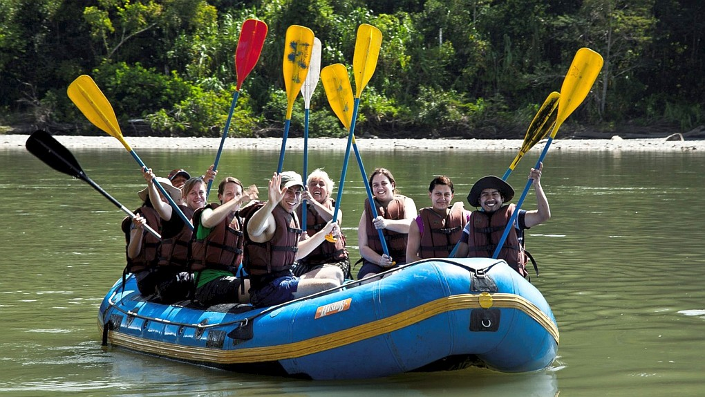 Tag 2 Manu Nationalpark: Wanderung und Bootsfahrt