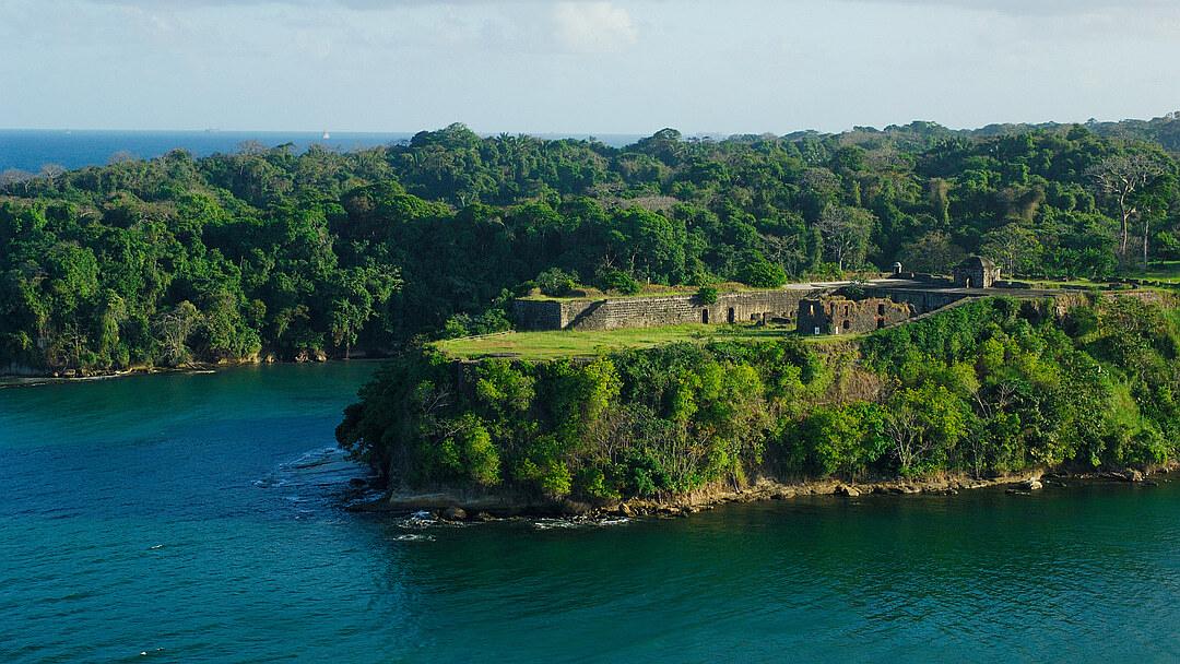 Tag 4 Panama Stadt - Zugfahrt & Festung San Lorenzo - Las Cumbres