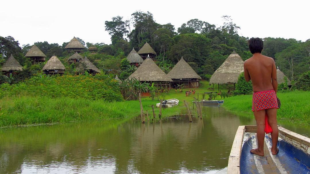 Tag 6 Panama Stadt: Besuch bei den Emberá und Panama Viejo