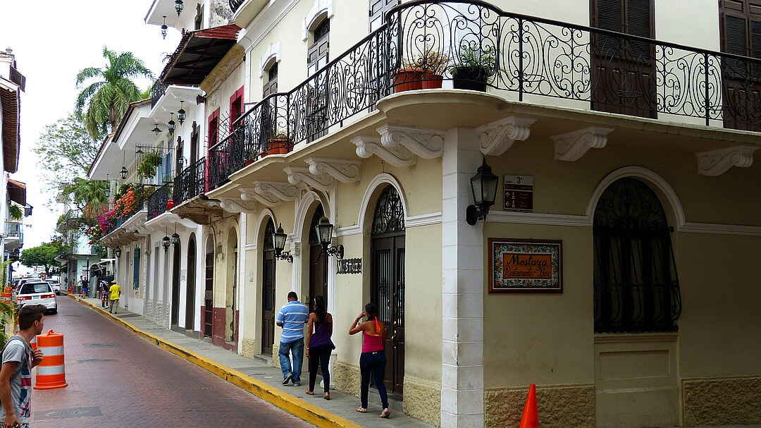 Tag 8 Panama Stadt: Abreise