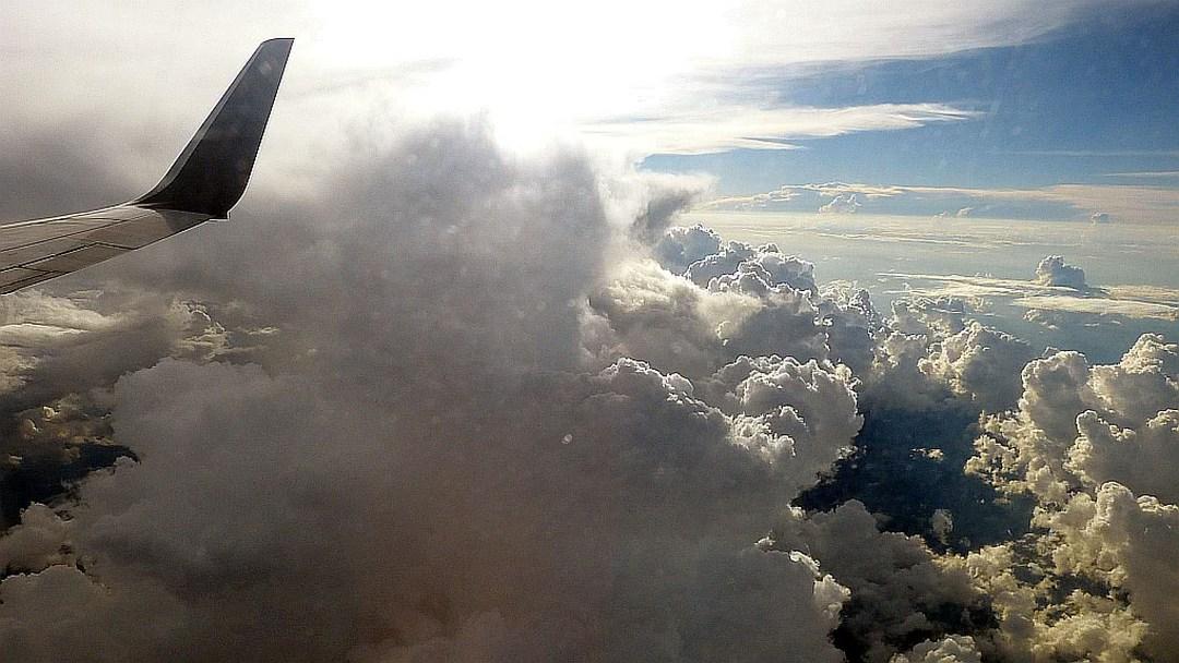 Tag 1: Flug nach Lima