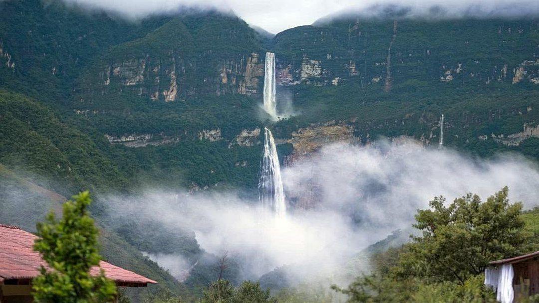 Tag 9 Chachapoyas: Tagestour zu den Gocta Wasserfällen