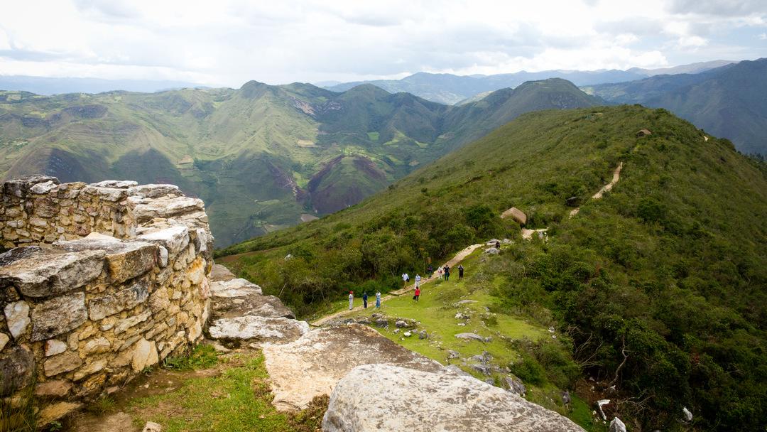 Tag 10 Chachapoyas-Leymebamba: Ausflug zur Festung Kuelap