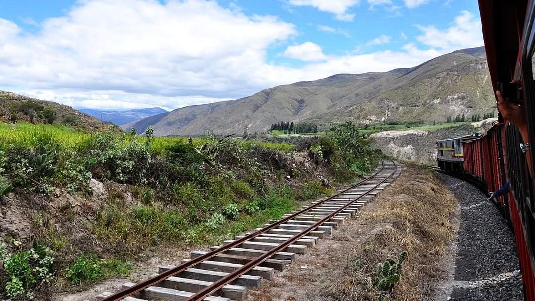 Tag 3 (Freitag) Zugfahrt Otavalo-Salinas- Imbabura