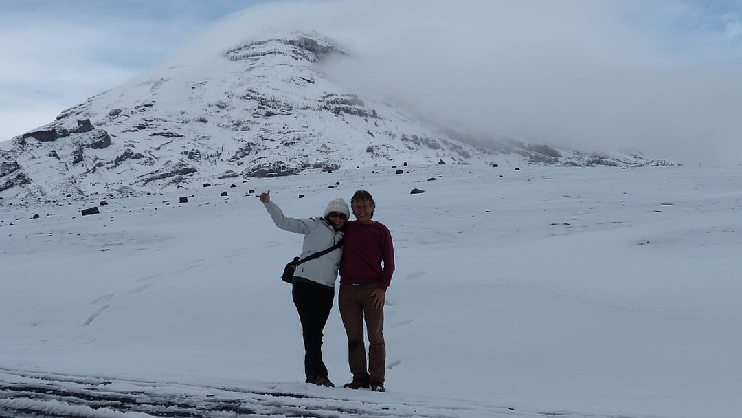 Tag 10 (Freitag) Chimborazo