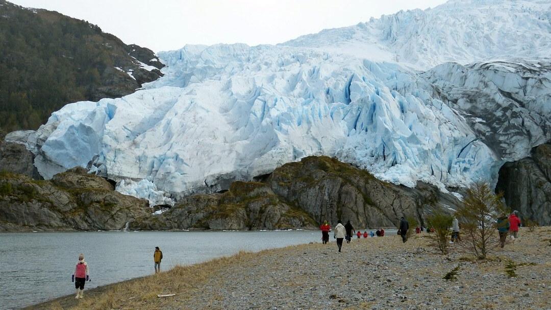 Tag 3: Pia-Gletscher – Garibaldi-Gletscher