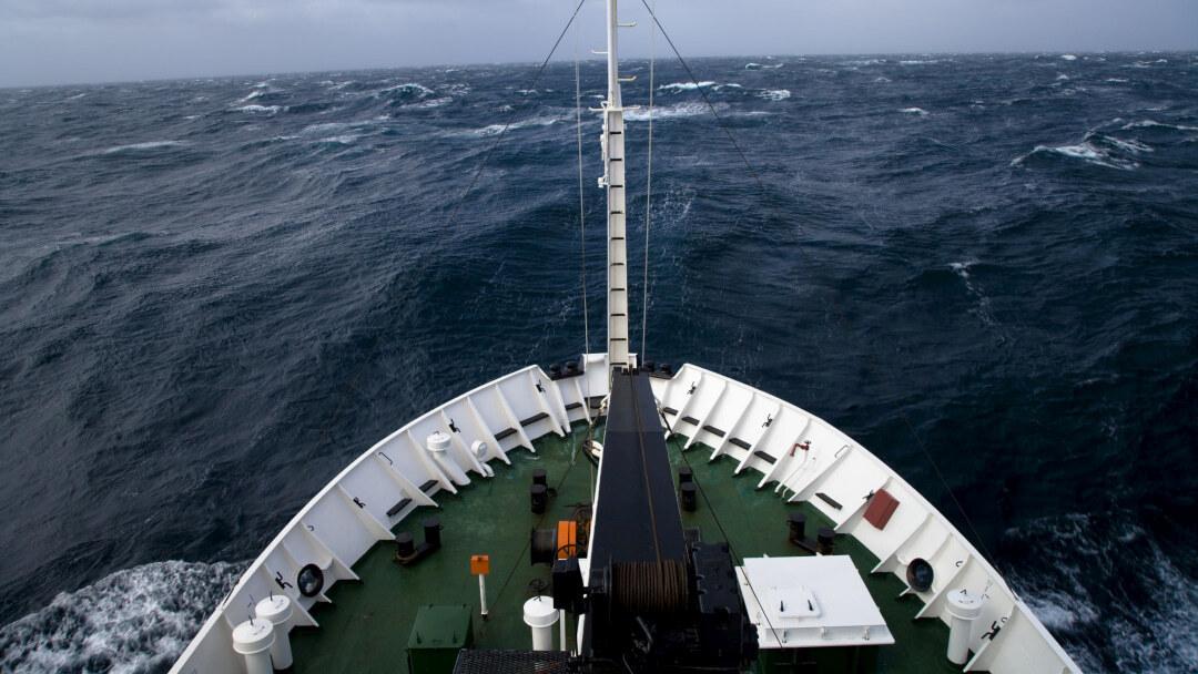Tag 2-3  Drake Passage