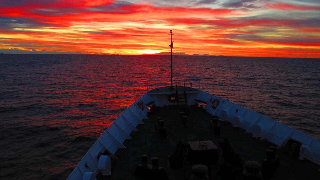 Tag 8-9 Drake Passage