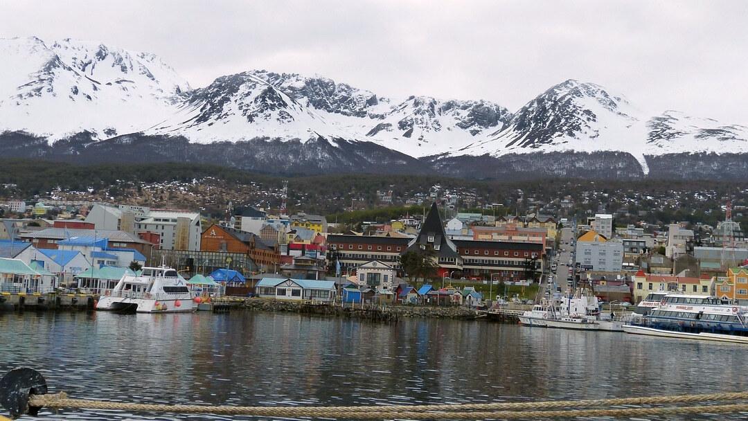 Tag 10 Ankunft und Ausschiffen in Ushuaia
