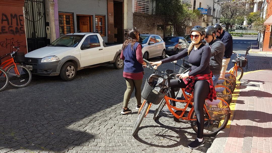 Tag 2 Buenos Aires: Bike Tour