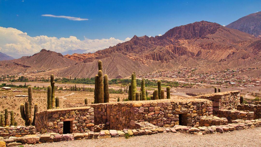 Tag 10 Purmamarca-Salta: Ausflug nach Humahuaca