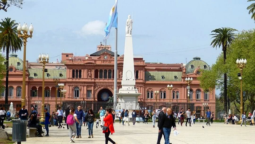 Tag 12 Buenos Aires: Abreise