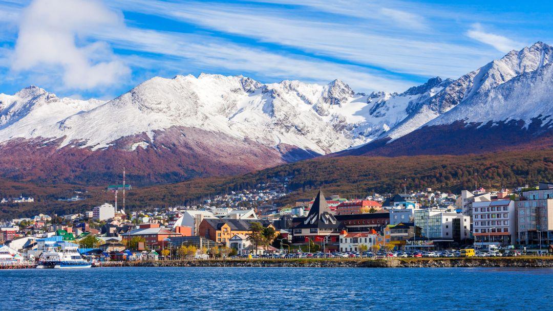 Tag 5 Ushuaia-El Calafate
