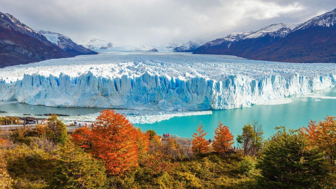 Tag 6 El Calafate: Tagestour zum Gletscher Perito Moreno