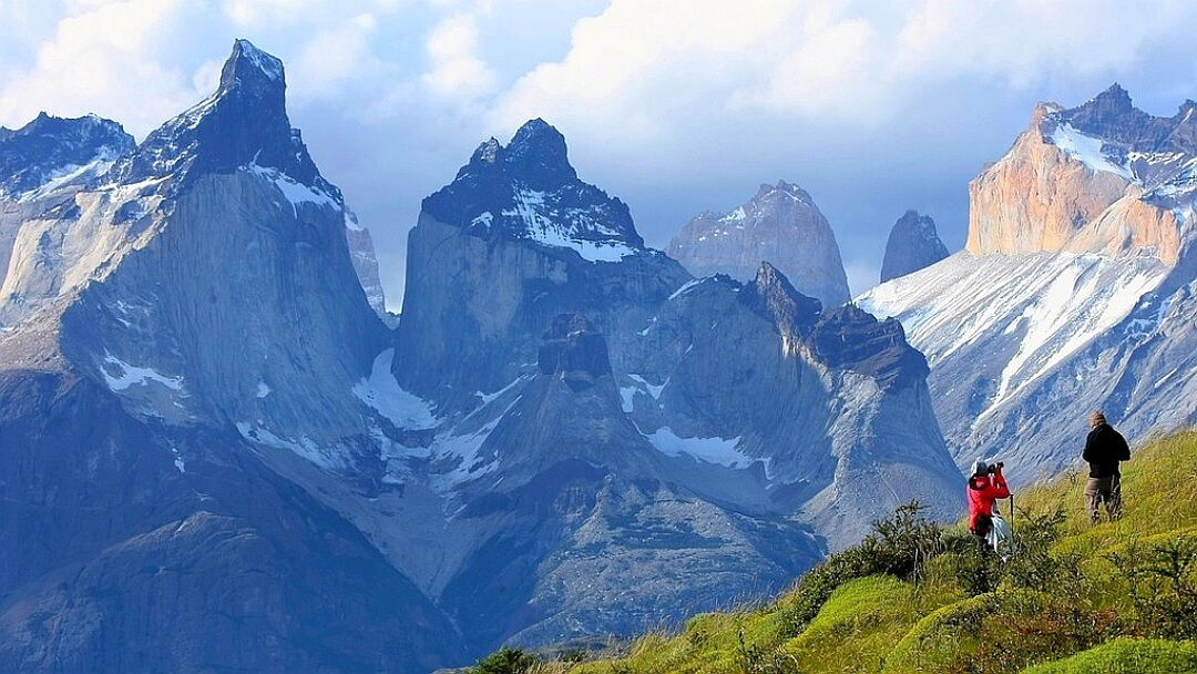 Tag 11 Puerto Natales-Paine Nationalpark: Tagestour in den Paine Nationalpark