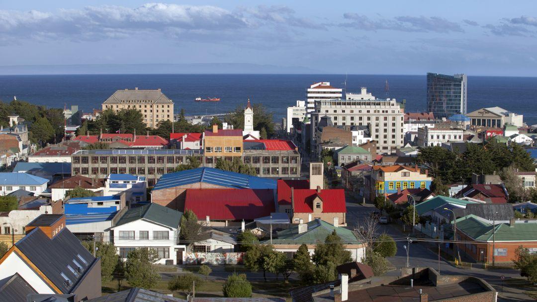 Tag 12 Von Puerto Natales nach Punta Arenas