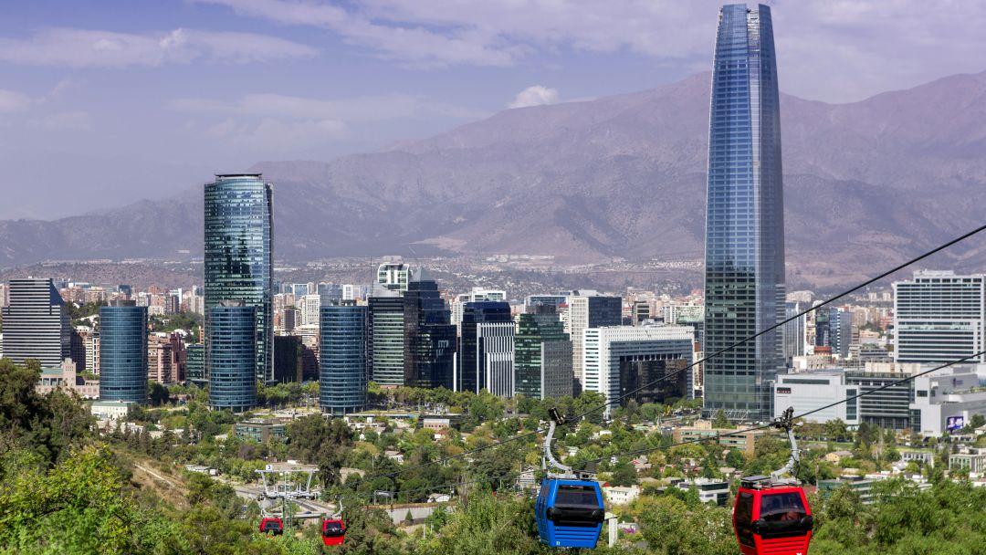 Tag 15 Santiago: Abreise