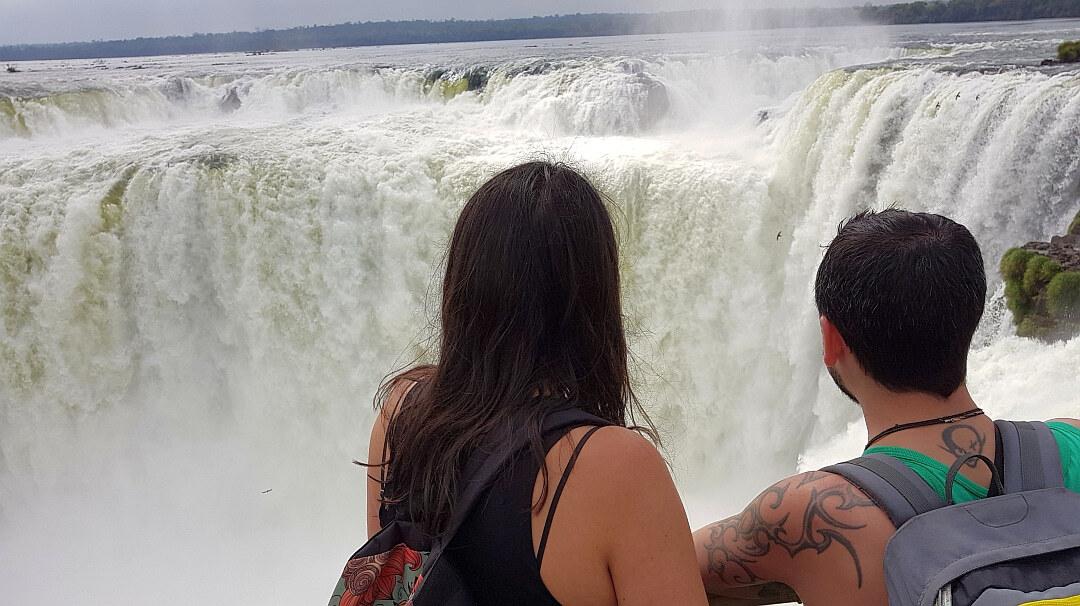 Tag 4 Puerto Iguazú: Besichtigung der Wasserfälle in Argentinien