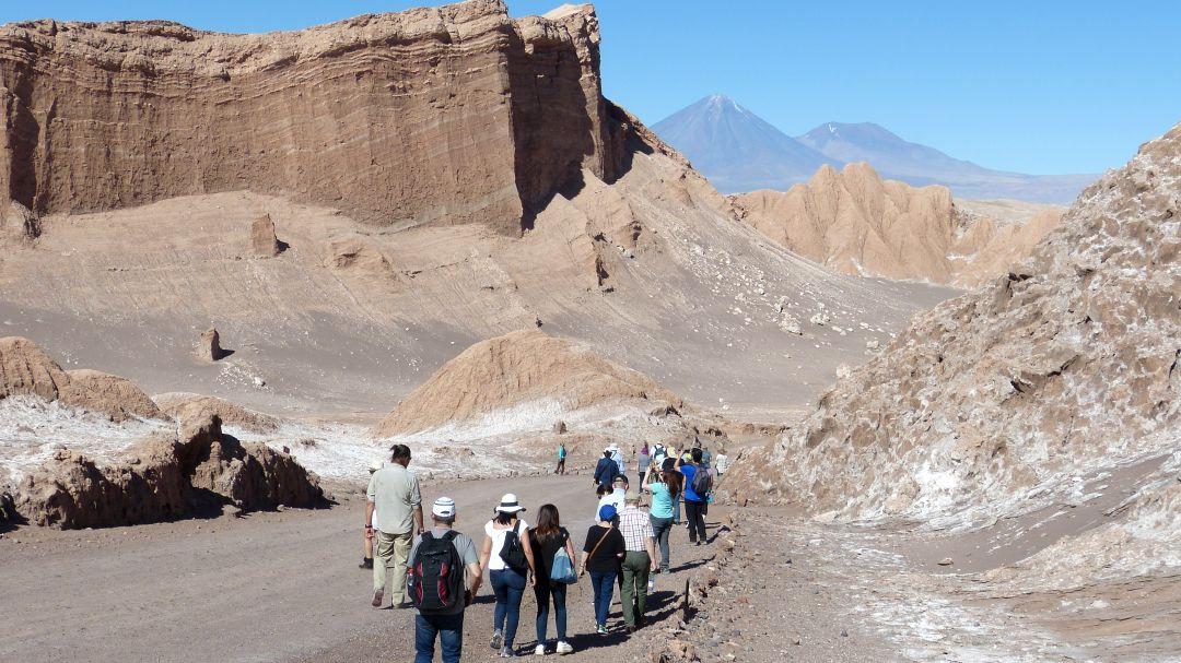 Tag 10 San Pedro: Ausflüge zu den Tatio-Geysiren und ins Valle de la Luna