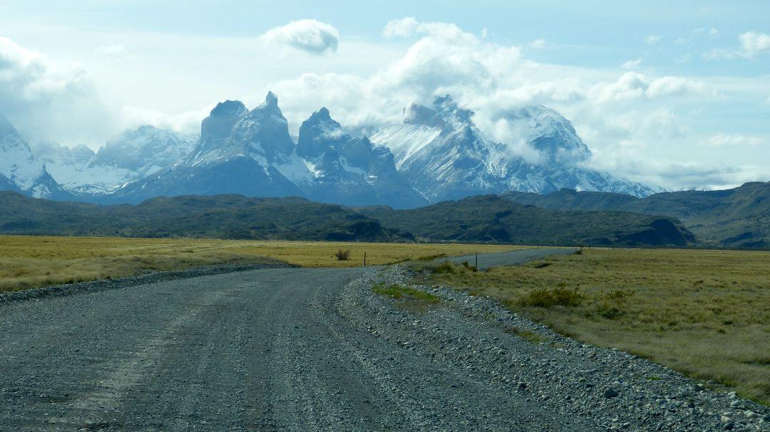 Tag 15 Puerto Natales-El Calafate