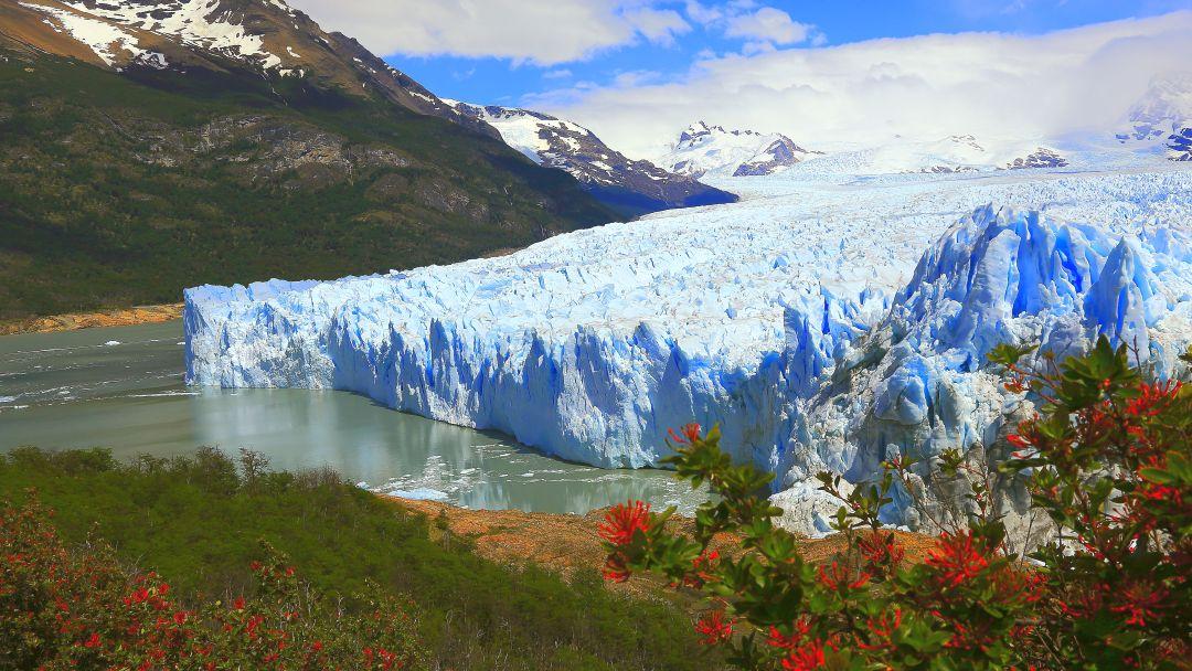 Tag 16 El Calafate: Tagestour zum Gletscher Perito Moreno