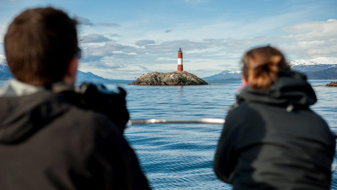 Tag 17 El Calafate-Ushuaia: Bootsfahrt auf dem Beagle Kanal