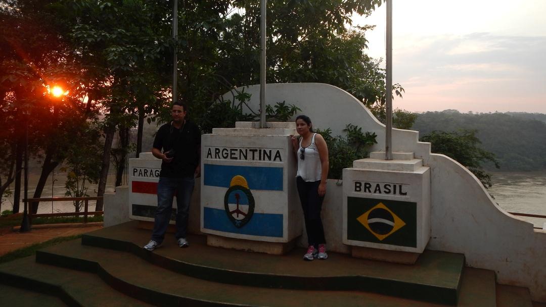 Tag 1 Puerto Iguazú: Anreise