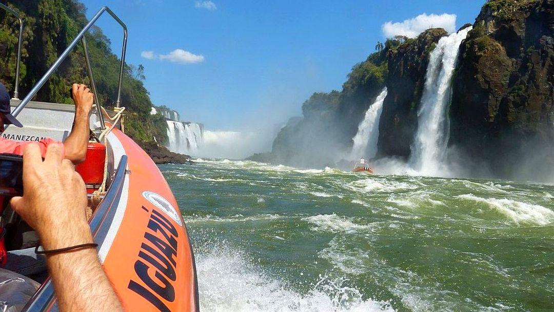 Tag 3 Puerto Iguazú: Besichtigung der Wasserfälle in Argentinien