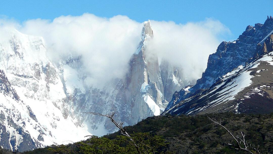 Tag 3 Camp Poincenot-Lagunas Madre e Hija- Cerro Torre- El Chaltén