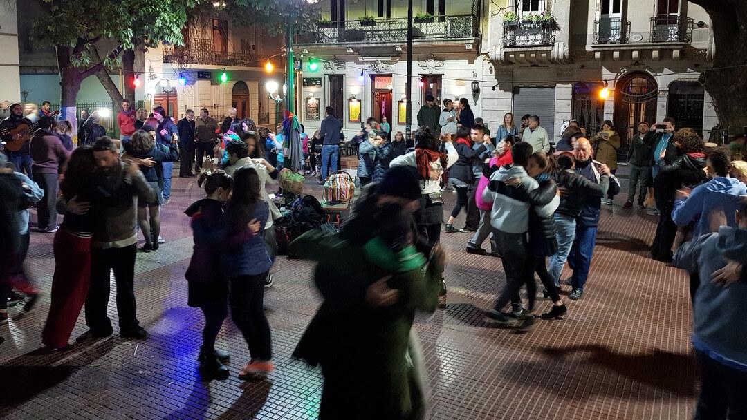 Tag 4 Buenos Aires: Privater Tangokurs und Besuch einer Milonga
