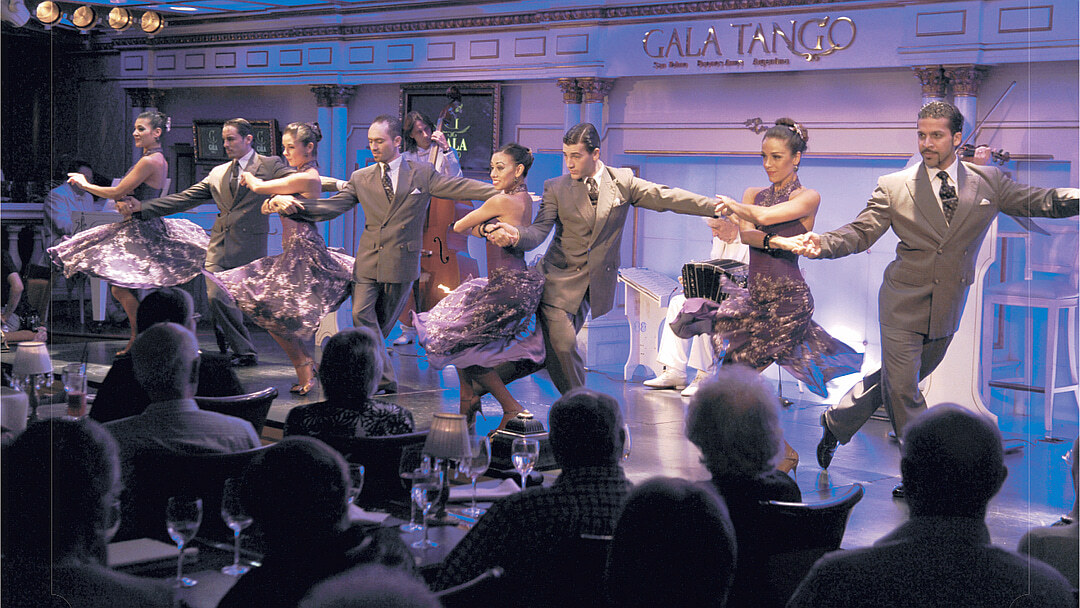 Tag 6 Buenos Aires: Privater Tangours und Gala Tango