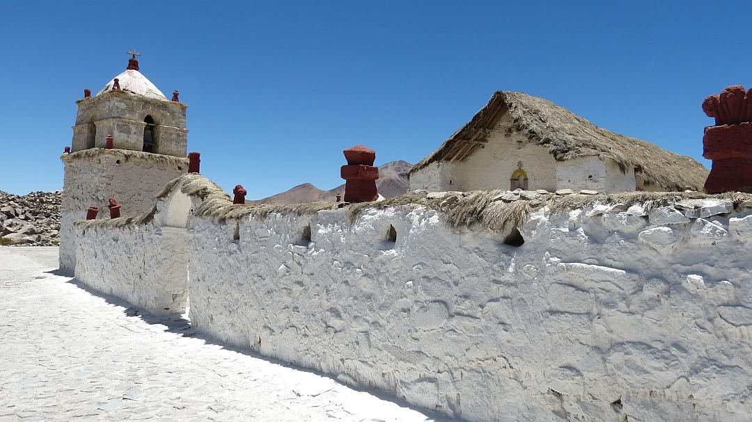 Tag 3 Putre-Arica: Tagestour in den Lauca Nationalpark