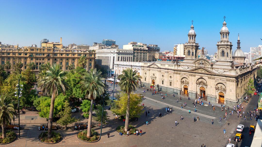 Tag 1 Santiago: Stadtbesichtigung in Deutsch