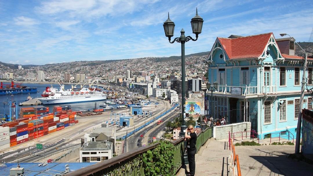 Tag 2 Santiago: Tagestour nach Valparaíso/Viña del Mar in Deutsch