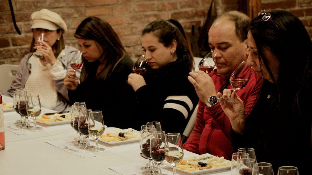 Tag 3 Santiago: Ausflug in das Weingebiet Valle de Maipo