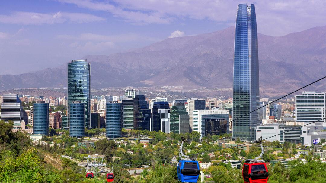 Tag 4 Santiago: Abreise