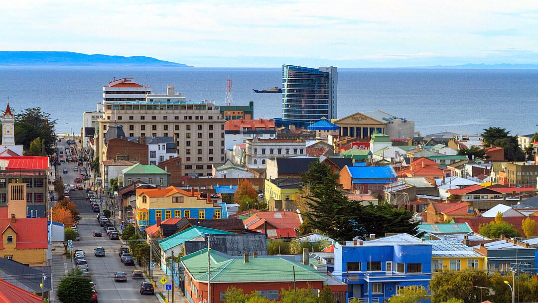 Tag 1 Punta Arenas: Anreise