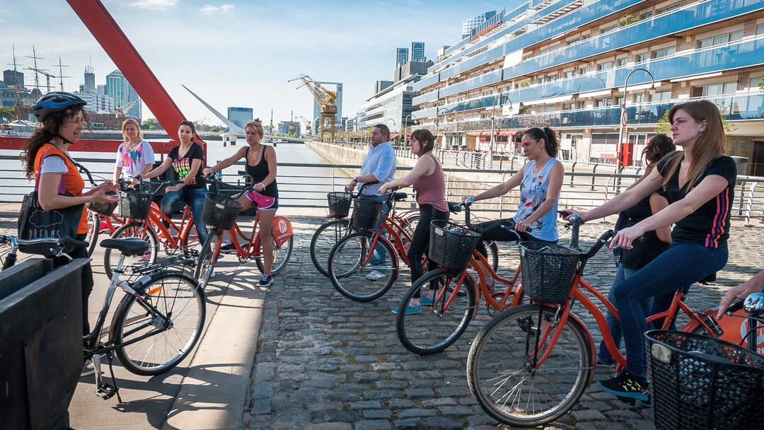 Tag 2 Buenos Aires: Bike Tour oder Stadtrundfahrt