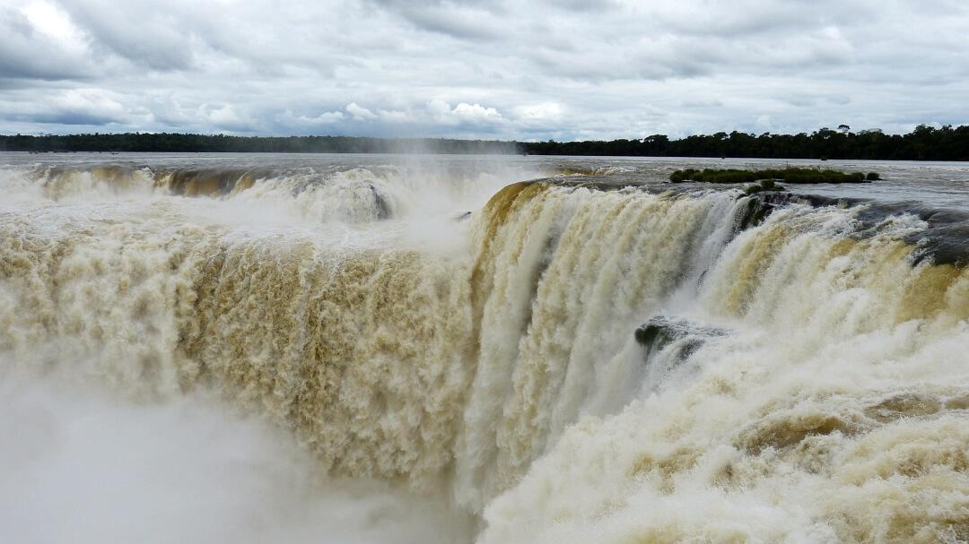 Tag 9 Iguazú Wasserfälle Argentinien