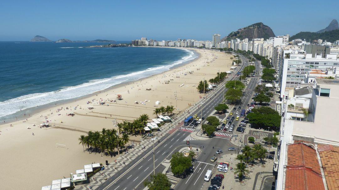 Tag 13 Von del Ilha do Mel nach Rio