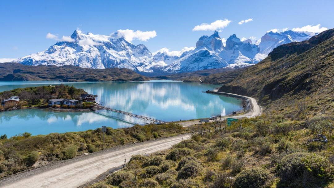 Tag 2 Puerto Natales-Paine Nationalpark