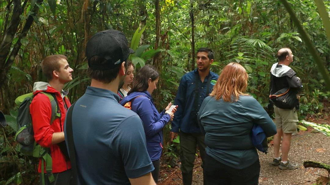 Tag 7 Pto Viejo de Sarapiquí: Regenwaldreservat und Schokoladentour